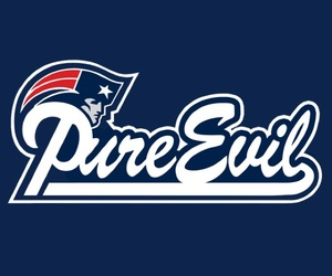 Honest NFL Team Logos by Brian Huntington