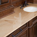 Honey Onyx Vanity Countertop