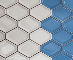 Honeycomb Tile by Bespoke Tile & Stone