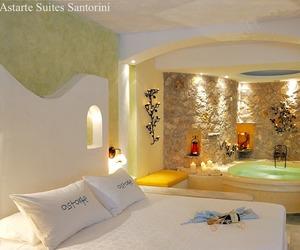 Honeymoon @ Astarte Suites Hotel in Santorini, Greece