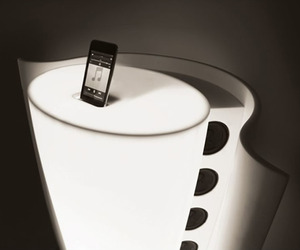 Horn Audio Dock