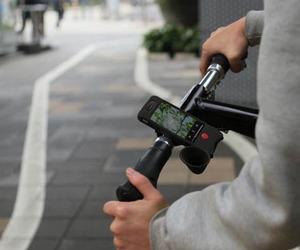 Horn Bike iPhone Mount