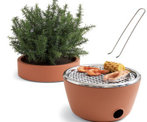 Hot-Pot BBQ Combination Herb Garden