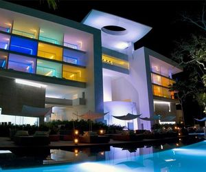 Hotel Encanto in Acapulco by Miguel Angel Aragones