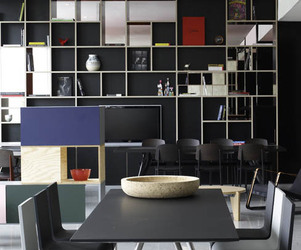 Hotel Furniture Design by citizenM