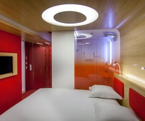 Hotel O in Paris: Futuristic Design by Ora-Ïto