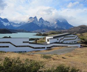 Hotel Salto Chico in Patagonia by German del Sol