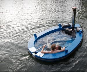 HotTug | Jacuzzi Boat