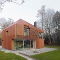 House 11 x 11 by Titus Bernhard Architekten