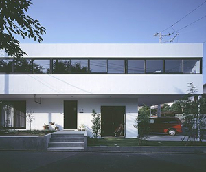 House by No. 555 architects