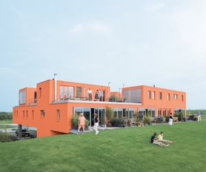 house-commune VILLA FIVE for 5 united families