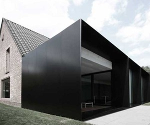 House DS by Graux & Baeyens Architecten