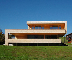 House in Alberschwende by k m architektur