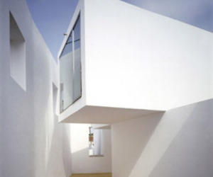House in Alenquer by Aires Mateus