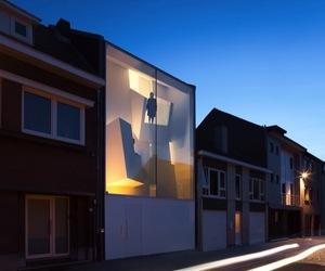 House in Belgium | Bassam El Okeily