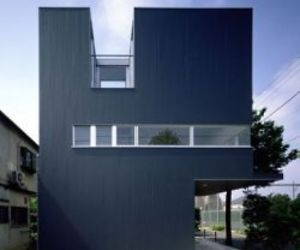 House In Black