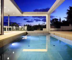 House in Costa d'en Blanes by SANCHEZ-CANTALEJO+TOMAS