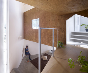 House in Fukawa by Suppose Design