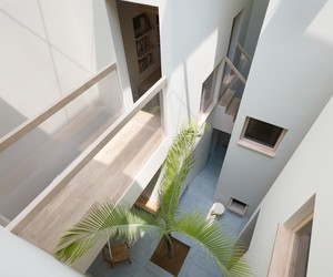 House in Goido by Fujiwarramuro Architects