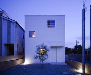House in Hamadera by Akiyoshi Nakao.