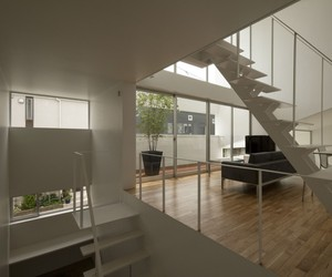 House in Iwase by Koichiro Horiuchi