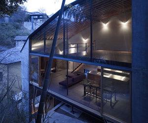 House in Kitakamakura by suppose design office