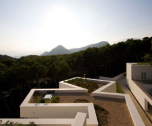 House in Mallorca by Alvaro Siza