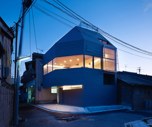 House in Matsubara by Fujiwaramuro Architects