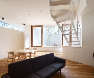 House in Minoh by Fujiwarramuro Architects