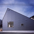 House in Mitaka by Hidetaka Shirako and OUVI