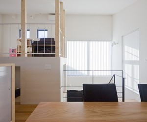 House in Musashisakai by Upsetters Architects