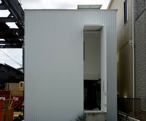 House in Nagoya2 by suppose design office