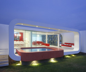 House in Palabritas Beach by Metropolis