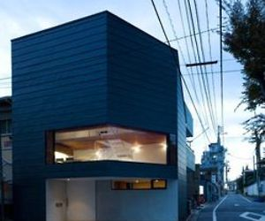 House in Sakuragawa by Suppose Design Office