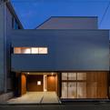 House in Setagaya-ku by Kashiwagi Sui Associates
