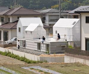 House in Yamasaki by Yo Shimada