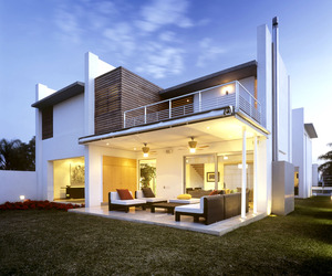 House N by Agraz Arquitectos