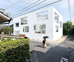 House N by Sou Fujimoto Architects