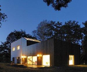 House Near Poznan Project by NoeStudio Architects