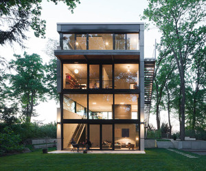 House O by Peter Ruge Architekten