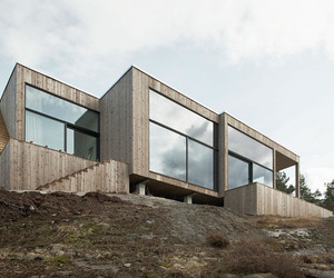 House on a Cliff by Petra Gipp and Katarina Lundeberg