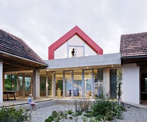 House on the House in Austria by Looping Architecture
