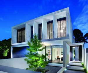 House Oriented Towards Sustainable Design