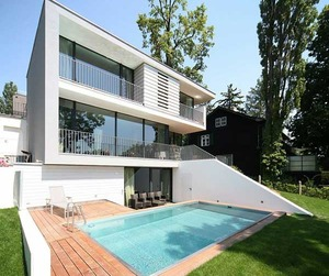 House S, Reconstruction by Atelier Heiss Architects