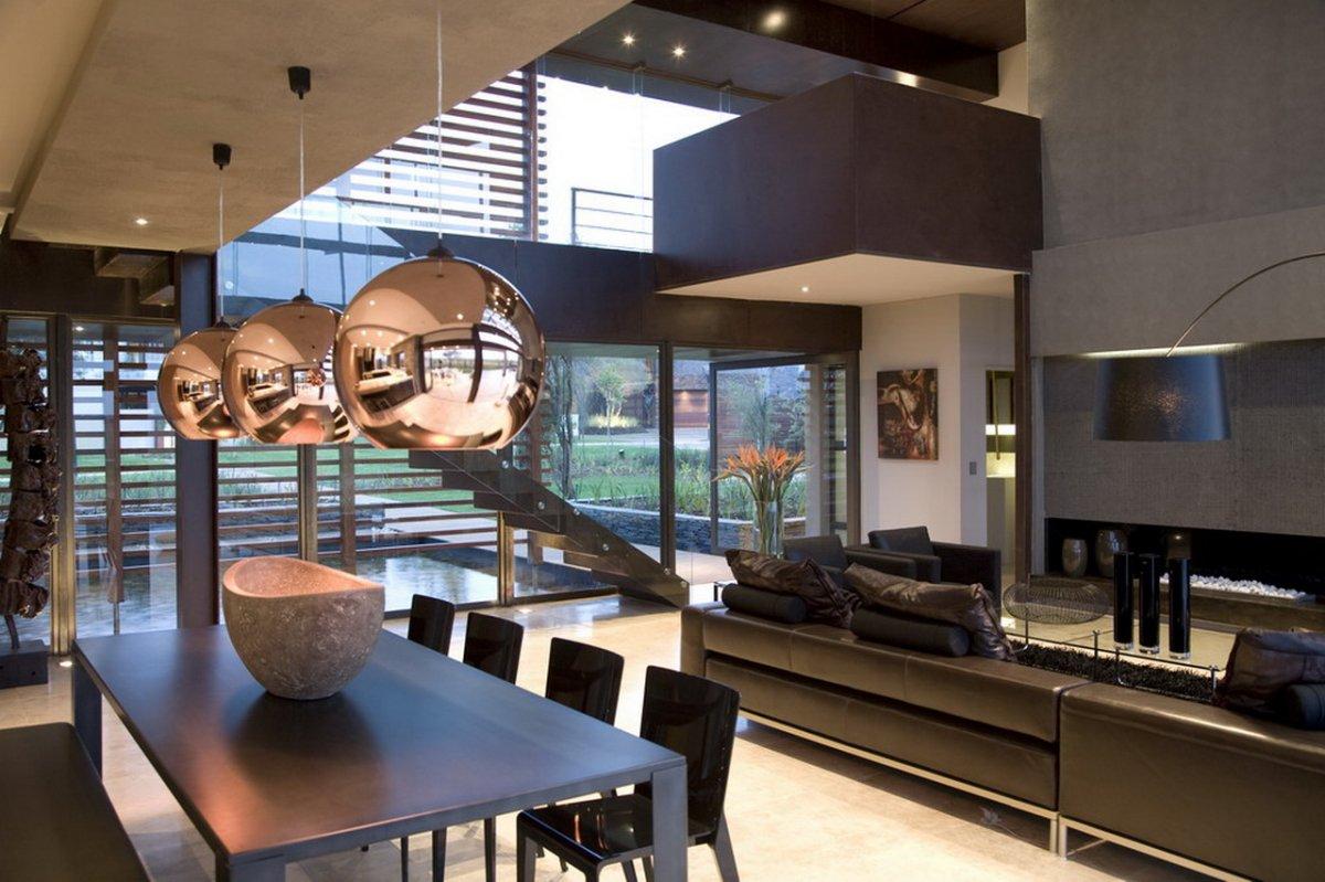 House serengeti by nico van der meulen architects for Salle a manger johannesburg