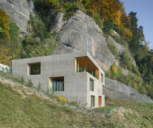 House Vitznau by Lischer Partner Architekten