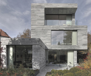House with Music Room by Beer Architektur Städtebau