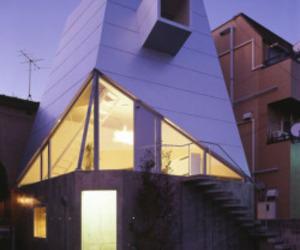 House With No Kitchen by Atelier Takuo Iizuka
