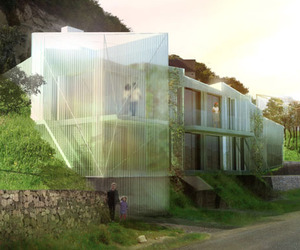 Housing Complex by 2:pm Architectures Collectives