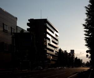 Housing Complex Niigata by Takuya Hosokai